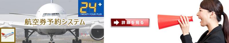 航空券検索予約システム